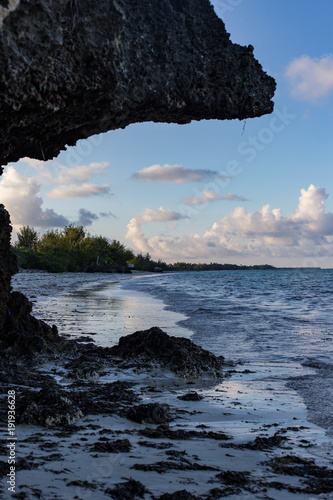 Aluminium Zanzibar Zanzibar beach
