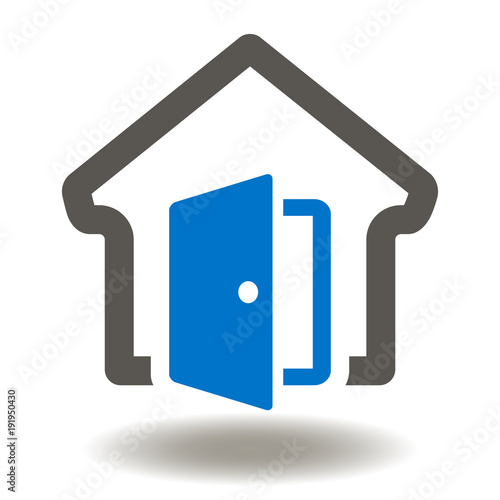 Image result for open door icon