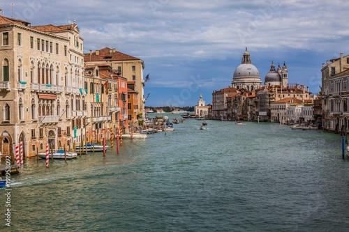 Foto op Canvas Venetie Canal in Venice