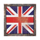 Old United Kingdom flag - 191964862
