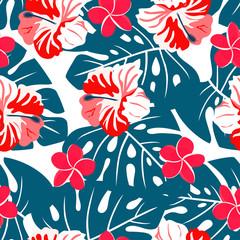 pattern tropical mix