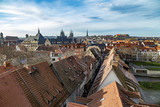 view to old part of Erfurt - 192000209