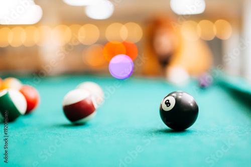Snooker eight