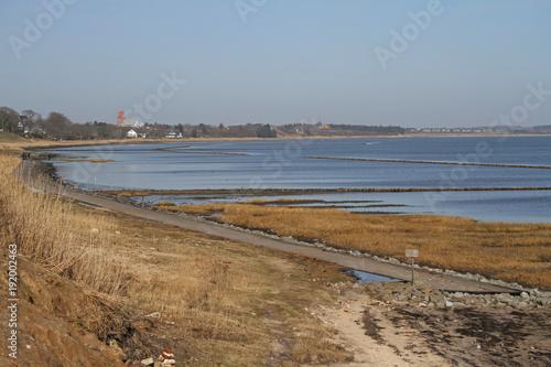 Aluminium Noordzee Wattenmeer vor Keitum, Sylt