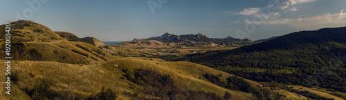 Fotobehang Zomer Beauty nature landscape Crimea
