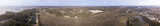 Aerial panorama of the coast of South Carolina. - 192022443