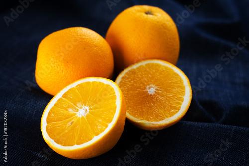 Sweet fresh oranges