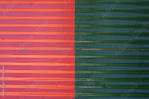 Fotobehang Buenos Aires Colorful facade