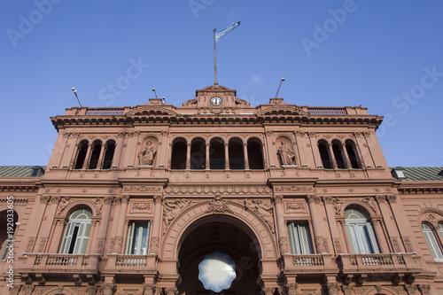 Plagát Casa Rosada in Buenos Aires