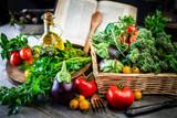 Ingredients and Cookbook - 192037893
