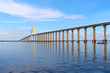 Quadro Rio Negro Bridge , Manaus, Amazonas  Brazil