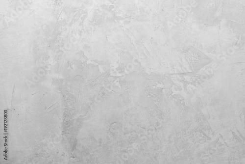 Tynkowana ściana betonowa