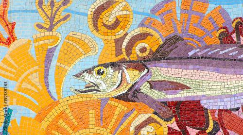 Mozaika w stylu Art Deco