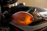 Motorcycle Indicator Light