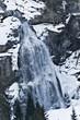 Krimmler Wasserfälle im Winter  - 192155861