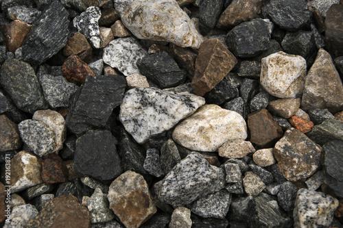 Foto op Canvas Stenen lime stones