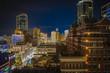 Ft Worth Skyline at Night