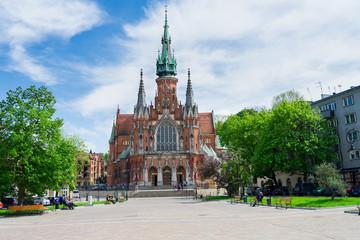 St. Joseph's Church, Podgorze in Krakow