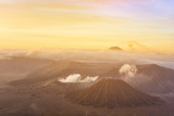 View of Mount Bromo and Batok during Sunrise - 192179262