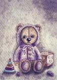 Teddy bear - 192191881