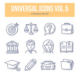 Universal Doodle Icons vol.5 - 192195454