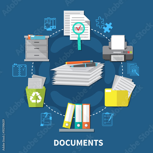 Business Items Composition