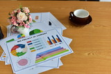 Idea presentation, analyze plans. Business Communication Connection Working Concept. Business People Meeting Design Ideas Concept. Team