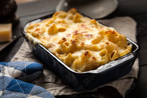 Mac and cheese - 192208201