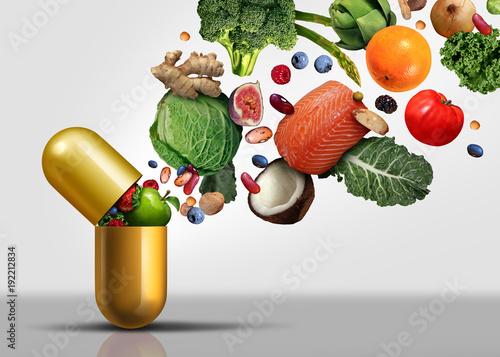 Vitamins Supplements - 192212834