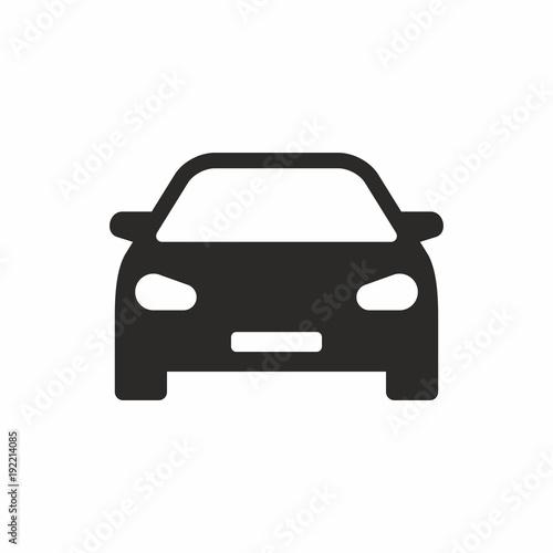 Fototapeta Car icon