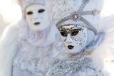 Marvellous white carnival masks - 192230203