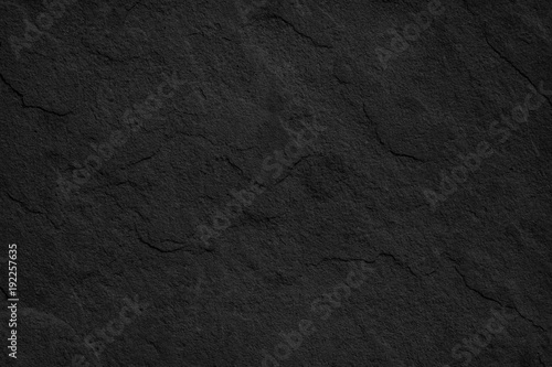 Stone Black background texture luxury. Blank for design - 192257635