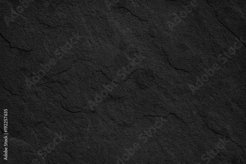 Stone Black background texture luxury. Blank for design - 192257635