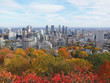 Montreal in Autumn
