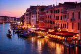 Architecture and gondolas at the Grand Canal - 192275669