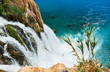 Waterfall Duden at Antalya, Turkey - 192279648