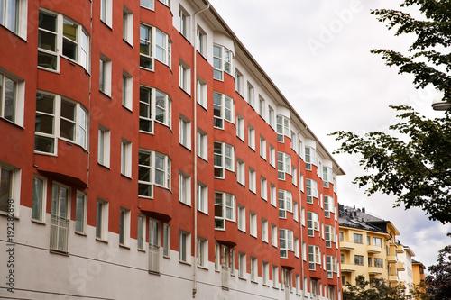 Aluminium Stockholm Buildings in Stockholm