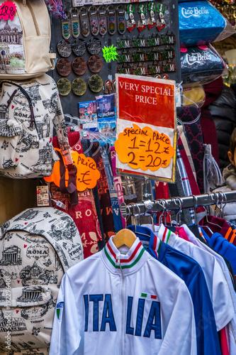 Italien Ausverkauf