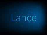 Lance abstract Technology Backgound - 192296668