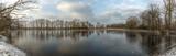 at the lake - panorama - 192350879