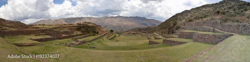 Papiers peints Photos panoramiques Peru ancient city