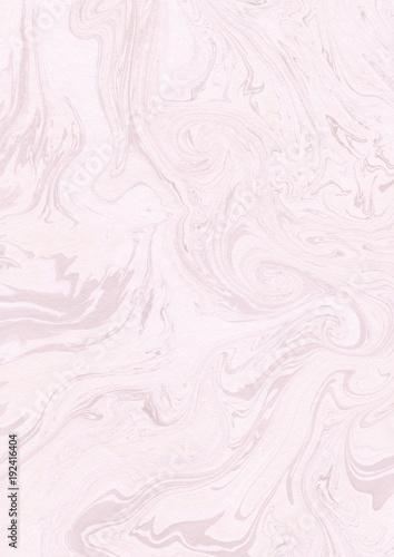Nowożytny pastel menchii marmuru tekstury papieru tło