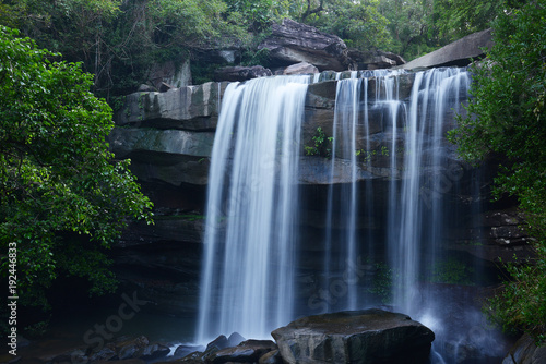 Waterfall in Thailand - 192446833