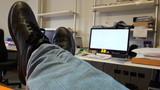 Relax in ufficio - pausa - 192452476