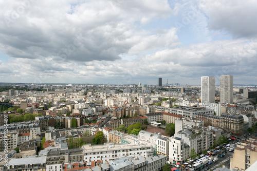 Staande foto Parijs Vue de Paris