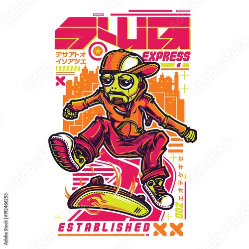 SWG Robo Skate