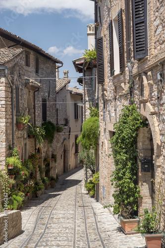 Spello, Perugia, medieval city