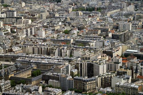 Staande foto Parijs Paris
