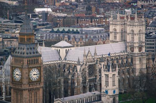 Big Ben Westminster © Patrick