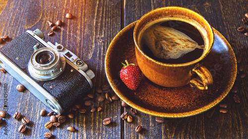 Papiers peints Cafe coffee